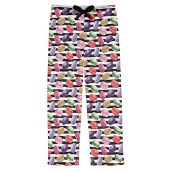 Macarons Mens Pajama Pants (Personalized)