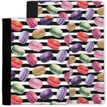 Macarons Notebook Padfolio