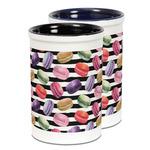 Macarons Ceramic Pencil Holder - Large