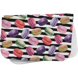 Macarons Burp Cloth (Personalized)
