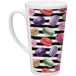 Macarons Latte Mug (Personalized)