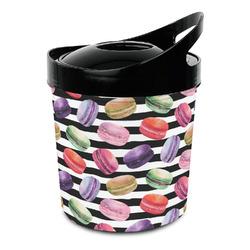 Macarons Plastic Ice Bucket (Personalized)