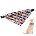 Macarons Dog Bandana (Personalized)