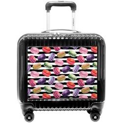 Macarons Pilot / Flight Suitcase (Personalized)