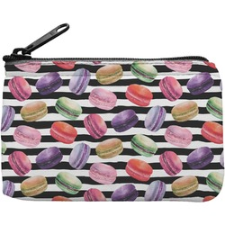 Macarons Rectangular Coin Purse (Personalized)