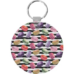 Macarons Keychains - FRP (Personalized)