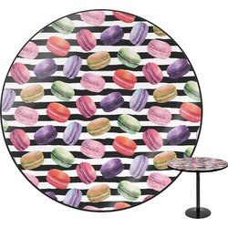 Macarons Round Table (Personalized)