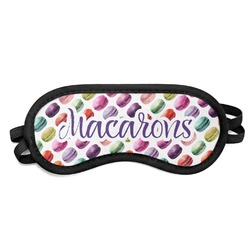 Macarons Sleeping Eye Mask (Personalized)