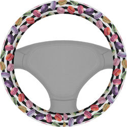Macarons Steering Wheel Cover (Personalized)