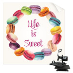 Macarons Sublimation Transfer (Personalized)