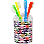 Macarons Toothbrush Holder (Personalized)