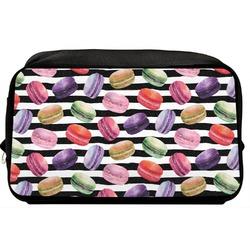 Macarons Toiletry Bag / Dopp Kit (Personalized)