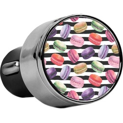 Macarons USB Car Charger (Personalized)