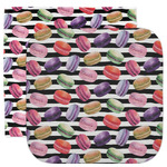 Macarons Facecloth / Wash Cloth (Personalized)