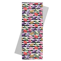 Macarons Yoga Mat Towel (Personalized)
