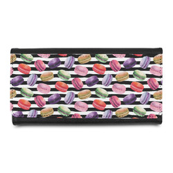 Macarons Leatherette Ladies Wallet (Personalized)