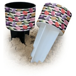 Macarons Beach Spiker Drink Holder (Personalized)