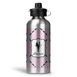 Diamond Dancers Water Bottle - Aluminum - 20 oz (Personalized)