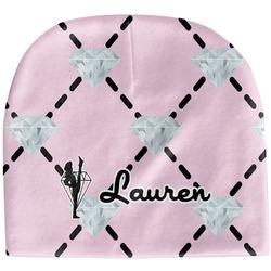 Diamond Dancers Baby Hat (Beanie) (Personalized)