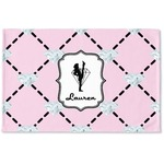 Diamond Dancers Woven Mat (Personalized)