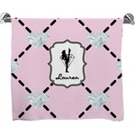 Diamond Dancers Bath Towel (Personalized)