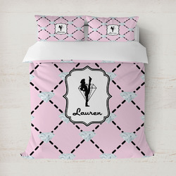 Diamond Dancers Duvet Covers (Personalized)