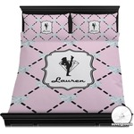 Diamond Dancers Duvet Covers (Personalized)