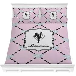 Diamond Dancers Comforters (Personalized)