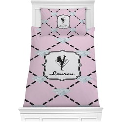 Diamond Dancers Comforter Set - Twin XL (Personalized)