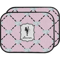 Diamond Dancers Car Floor Mats (Back Seat) (Personalized)