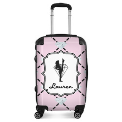 Diamond Dancers Suitcase (Personalized)