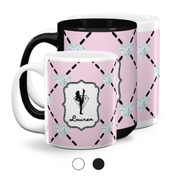 Diamond Dancers Coffee Mugs (Personalized)