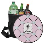 Diamond Dancers Collapsible Cooler & Seat (Personalized)
