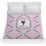 Diamond Dancers Comforter (Personalized)