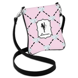 Diamond Dancers Cross Body Bag - 2 Sizes (Personalized)