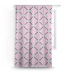 Diamond Dancers Curtain (Personalized)