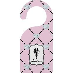 Diamond Dancers Door Hanger (Personalized)