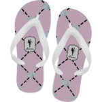 Diamond Dancers Flip Flops (Personalized)