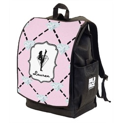 Diamond Dancers Backpack w/ Front Flap  (Personalized)