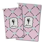 Diamond Dancers Golf Towel - Full Print w/ Name or Text