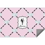 Diamond Dancers Indoor / Outdoor Rug (Personalized)