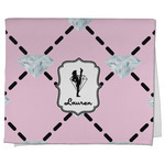 Diamond Dancers Kitchen Towel - Full Print (Personalized)