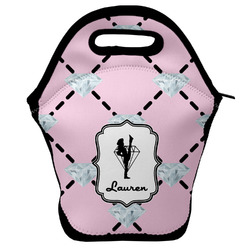Diamond Dancers Lunch Bag w/ Name or Text