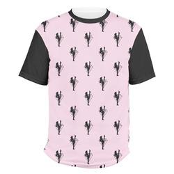 Diamond Dancers Men's Crew T-Shirt (Personalized)