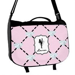 Diamond Dancers Messenger Bag (Personalized)