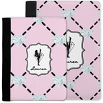 Diamond Dancers Notebook Padfolio w/ Name or Text