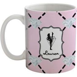 Diamond Dancers Coffee Mug (Personalized)