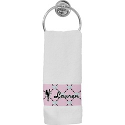 Diamond Dancers Hand Towel (Personalized)