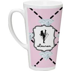 Diamond Dancers Latte Mug (Personalized)