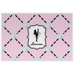 Diamond Dancers Laminated Placemat w/ Name or Text